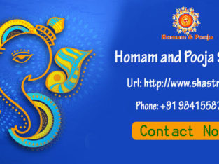 Book Your Online Pooja & Homam Services – Shastrigal.net
