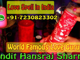 Everything can possible by casting easy love spell in India