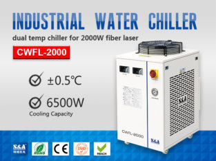 Refrigeration Water Chiller for 2KW Fiber Laser