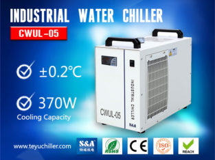 Small Portable Chiller for UV Laser