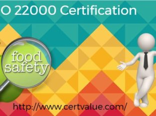 ISO 22000 Certification in Hyderabad