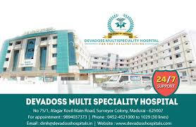 Multispeciality Hospital in Madurai