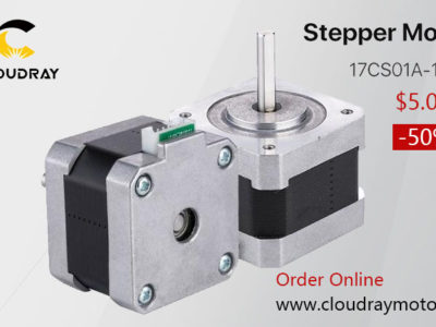 Nema 17 Stepper Motor 42 x 42mm, 2-Phase Stepper M