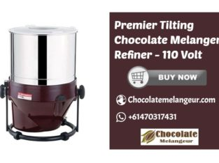 Shop Chocolate Melanger With Speed Controller
