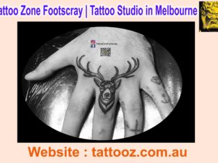 Tattoo Artist Melbourne | Tattoo Zone Footscray
