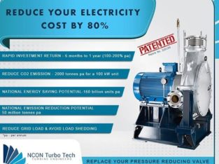 Back Pressure Steam Turbine Manufacturers