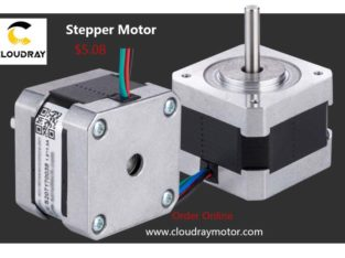 Stepper Motor for 3D printer/ cnc /laser cutter en