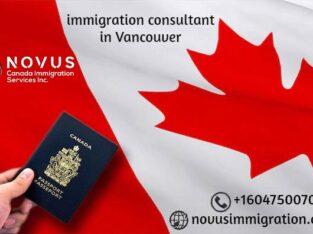Immigration Consultant Vancouver – Novusimmigratio