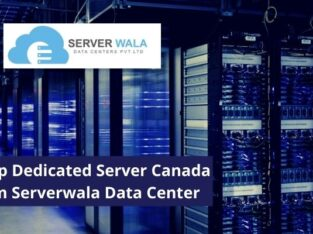 Cheap Dedicated Server Canada from Serverwala Data