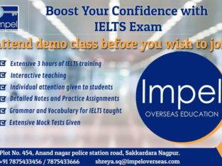 Best IELTS Coaching in Nagpur