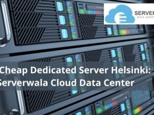 Get Cheap Dedicated Server Helsinki: Serverwala Cl