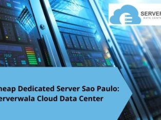 Get Cheap Dedicated Server Sao Paulo: Serverwala C