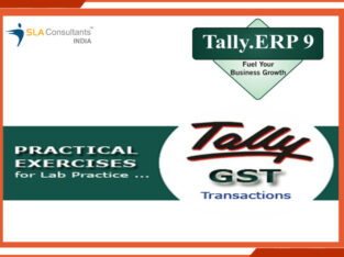 Tally Training in Dwarka at SLA Consultants Delhi