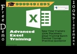 Advanced Excel Certification Course in Shakarpur