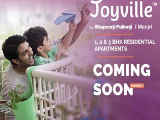 Shapoorji Joyville Manjri Offers Premium Apartment