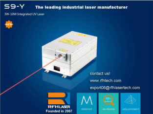 355 nm Ultraviolet Laser manufacturer 3W5W UV lase