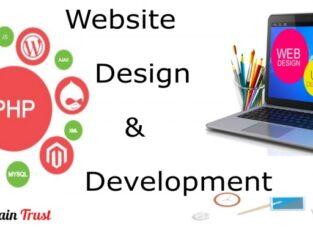 Top Website Development Company in Lucknow