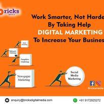 Best Digital Marketing services in Thane – Bricks