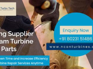 Steam Turbines and Spare Parts – nconturbines.com