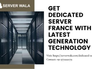 Dedicated Server France with Latest Technology
