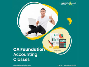 CA Foundation Accounting – CA Foundation Coaching
