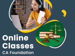 CA Foundation Law | Online Classes