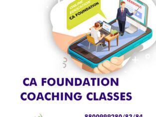 CA Foundation Coaching Classes by Takshila Learnin