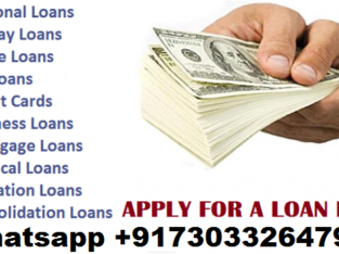 Financial Assistance Available