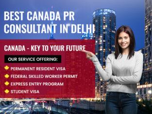 Canada Work Permit Agent in Delhi