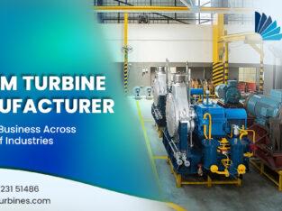 Turbine Manufacturers in India – Nconturbines.com