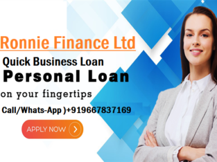Apply for Financing Funds now