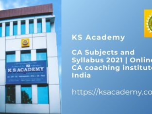 CA Subjects and Syllabus 2021 | Online CA coaching