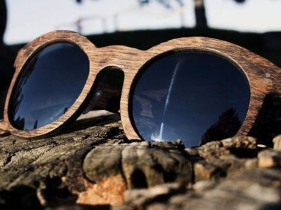 wooden sunglasses handcrafted