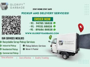 GLORIFY GARBAGE SCRAP PICKUP SERVICES IN MOHALI