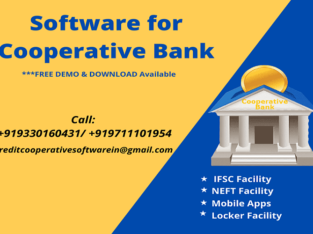 Software for Cooperative Banks in Rajasthan