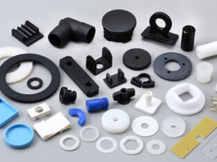 Plastic components manufacturer