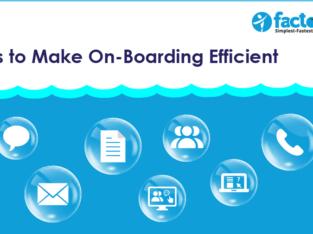 Employee Onboarding Software | factoHR