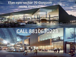 8810630223 || Elan Epic Sector 70 Gurgaon || shop