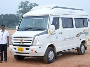 Tempo Traveller rental in Mysore