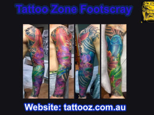 Tattoo Studio in Australia | Tattoo Zone Footscray