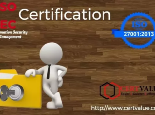 ISO Certification in Mysore