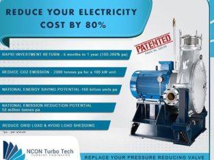 Back Pressure Steam Turbine Manufacturers