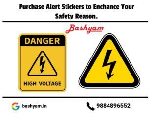 Nameplate Manufacturer Chennai – bashyam