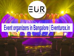 Event organizers in Bangalore | Event U Rox