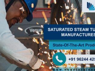 Steam Turbines Manufacturing Companies In India