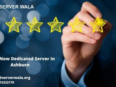 Order Now Fully Secure Dedicated Server in Ashburn