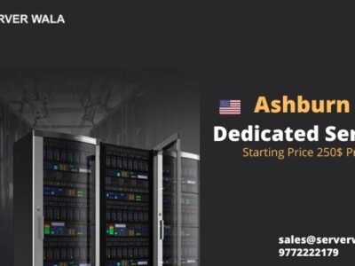 Book Now Best Dedicated Server in Ashburn at Cheap