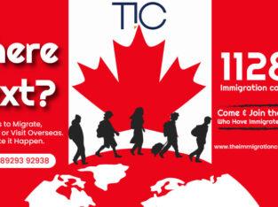 Migration services for Canada   Canada Visa – TIC