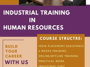 INDUSTRIAL TRAINING IN HUMAN RESOURCES IN CHANDIGA