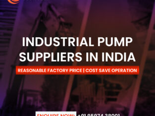 Industrial Pump Services – High Quality Gear Pumps